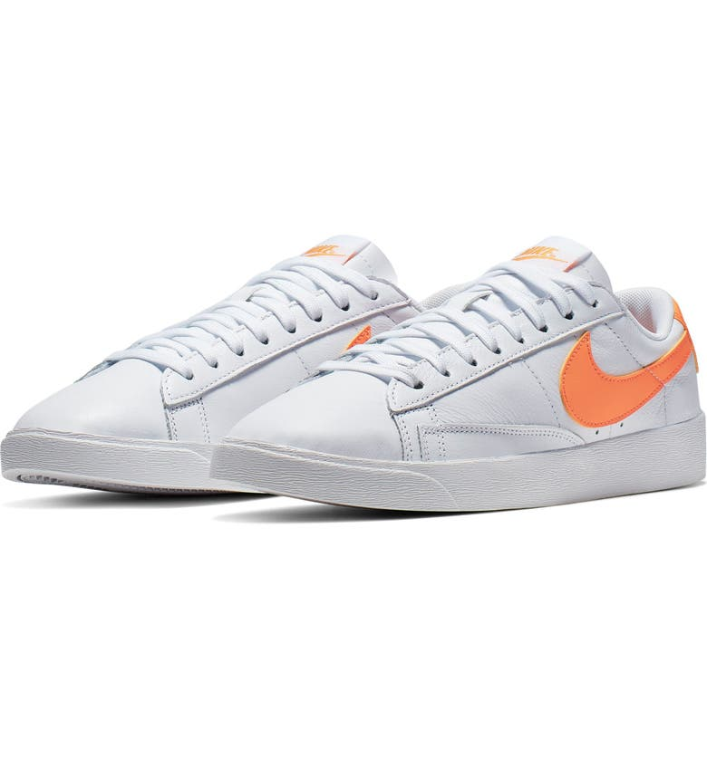NIKE Blazer Low SE Sneaker, Main, color, 103