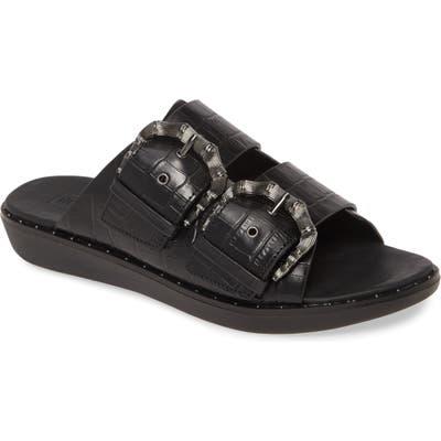 Fitflop Kaia Slide Sandal, Black