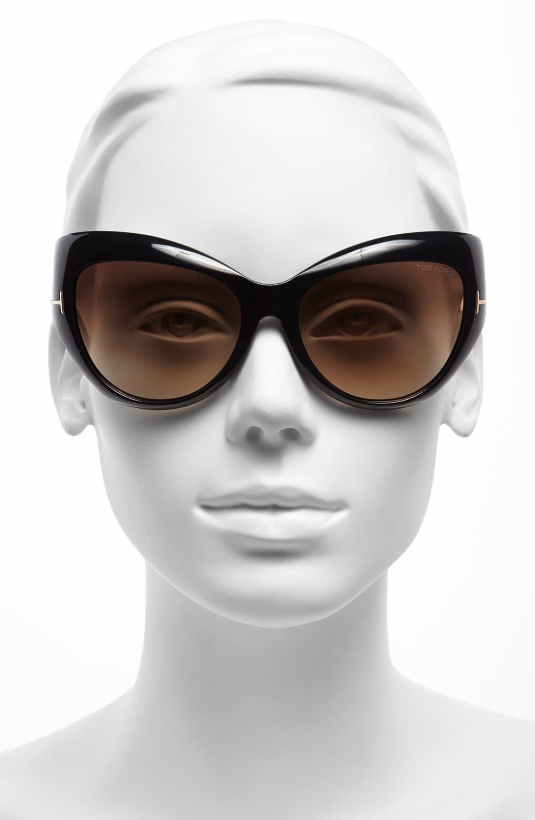 ,                             59mm Sunglasses,                             Alternate thumbnail 2, color,                             001