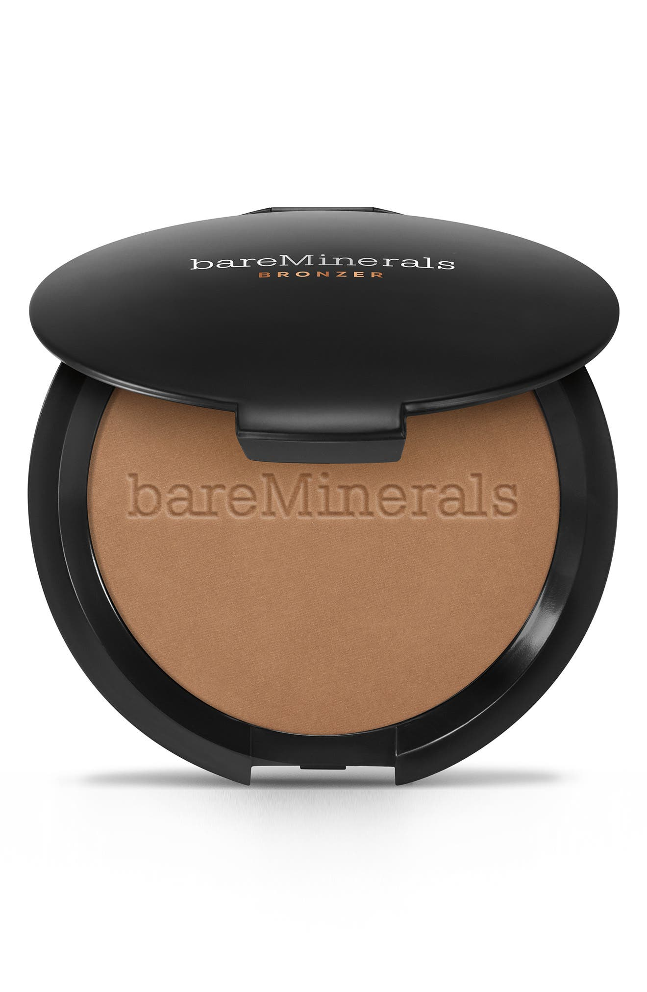 What it is: A mineral-based matte powder bronzer that gives an instant summer glow, blurs the look of pores and builds a sun-kissed look over time. What it does: The clean, talc-free formula provides buildable color that leaves a natural-looking warmth that\\\'s never orange or overdone. It blurs the appearance of pores and imperfections for a photo-ready finish. Infused with Gradual Glow Complex for a lasting sun-kissed look, even without