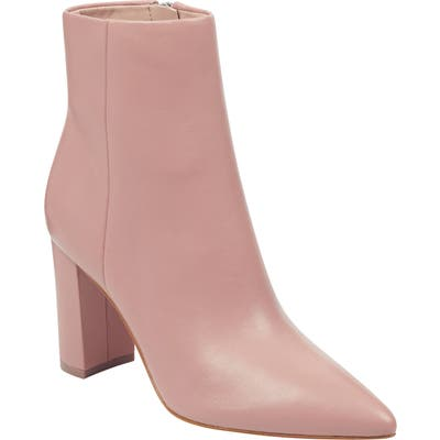 Marc Fisher Ltd Ulani Pointy Toe Bootie, Pink