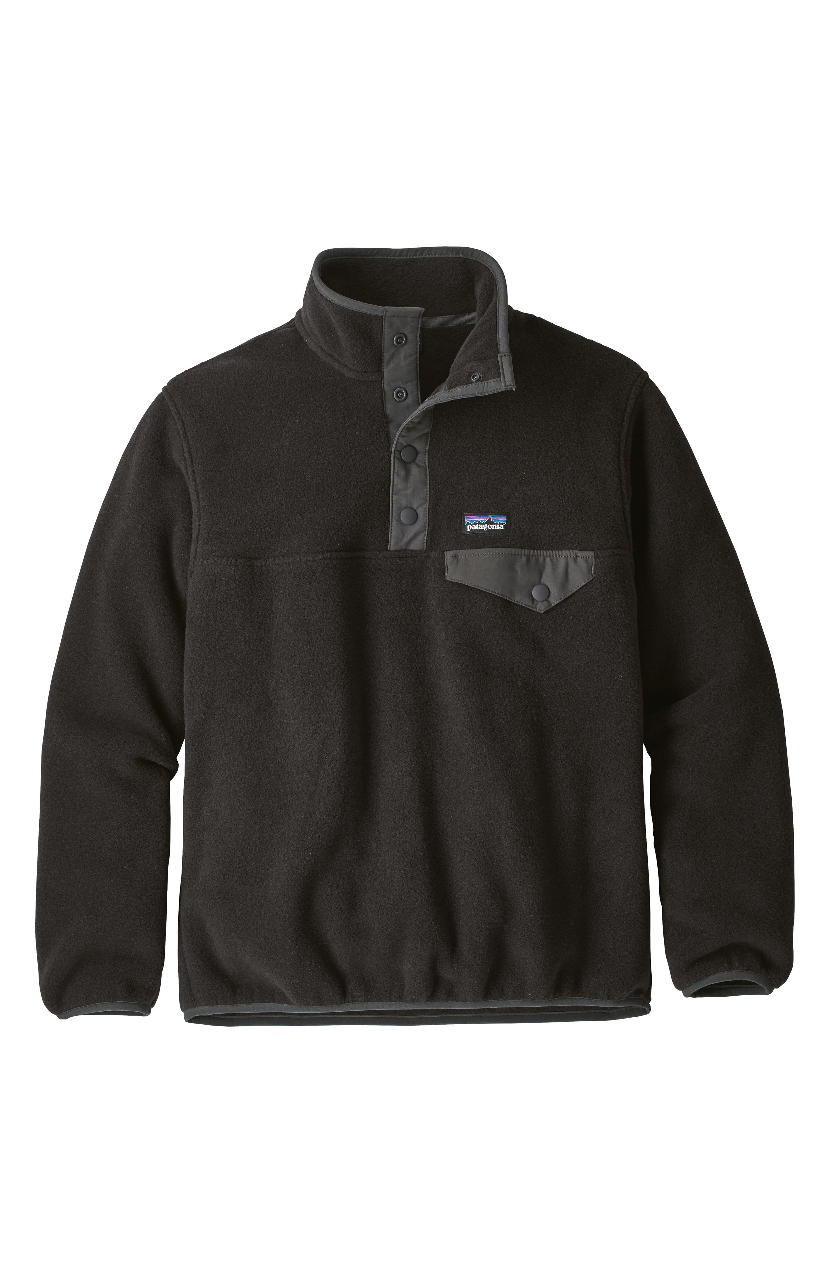 ,                             Synchilla<sup>®</sup> Snap-T<sup>®</sup> Fleece Pullover,                             Main thumbnail 3, color,                             002