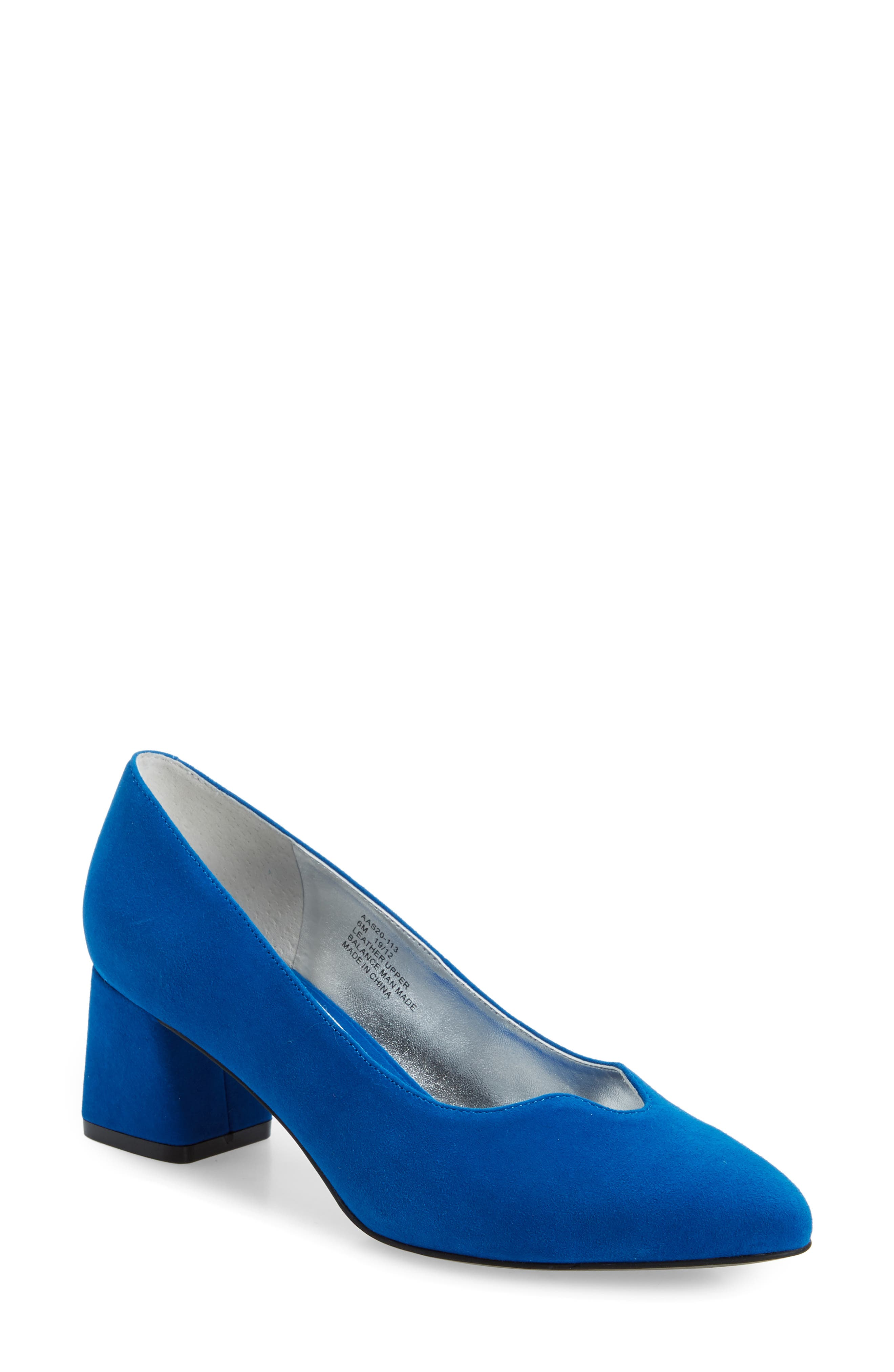Image of David Tate Creative Leather Pump - Multiple Widths Available