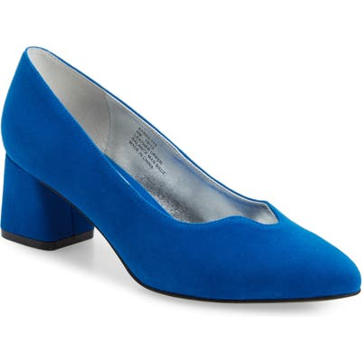 David Tate Creative Pump- Blue