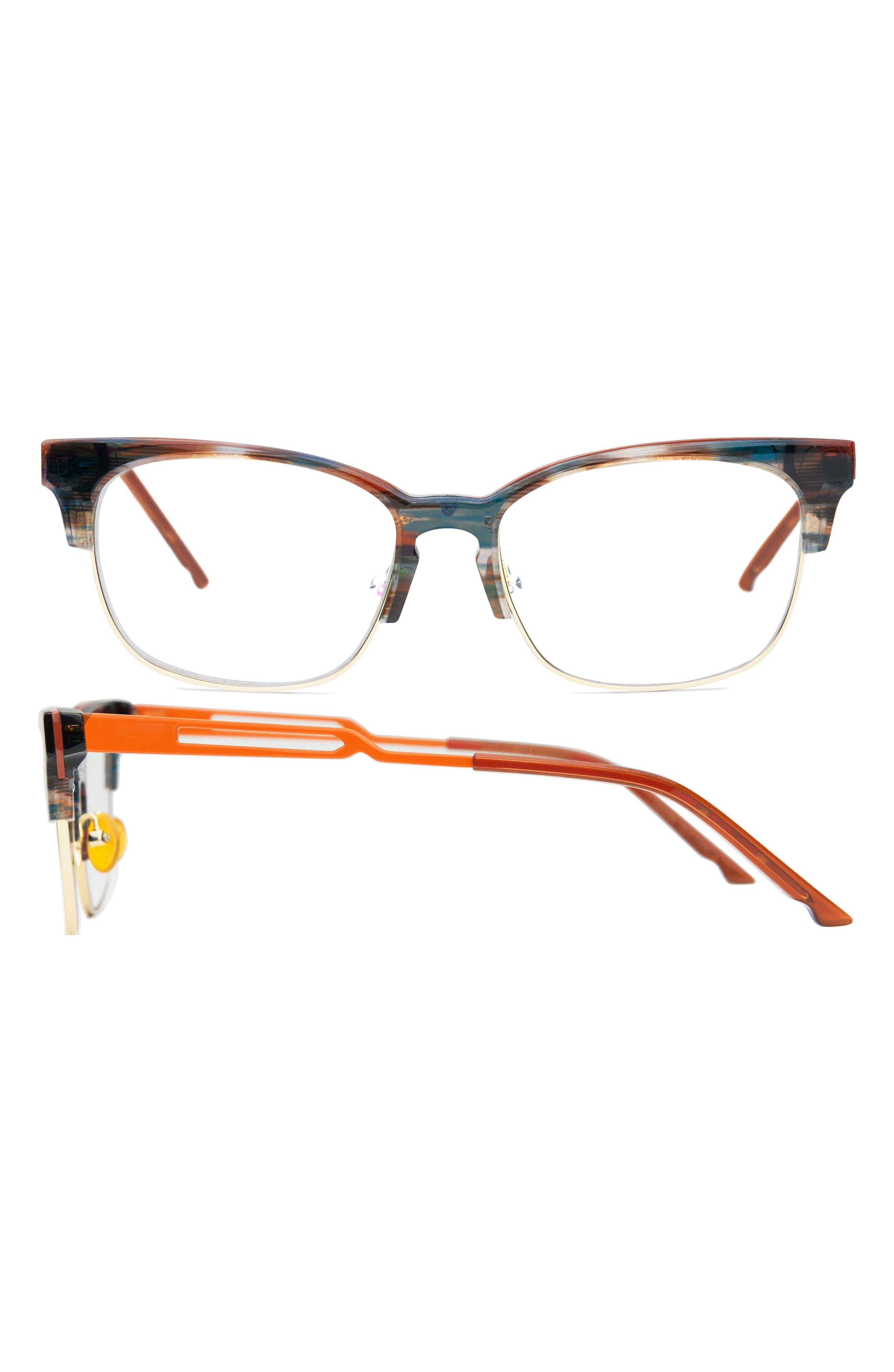 Covert 51mm Cat Eye Blue Light Blocking Glasses