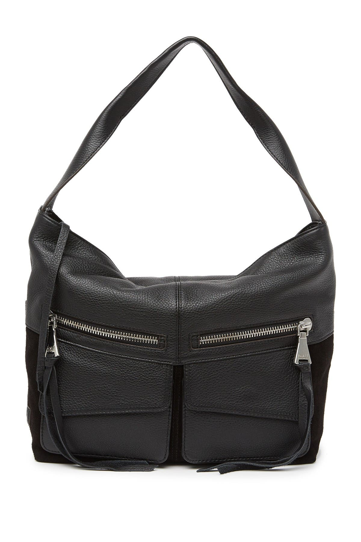 Image of Aimee Kestenberg Road Trip Leather Hobo Bag