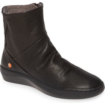 Softinos By Fly London Bler Bootie - Black