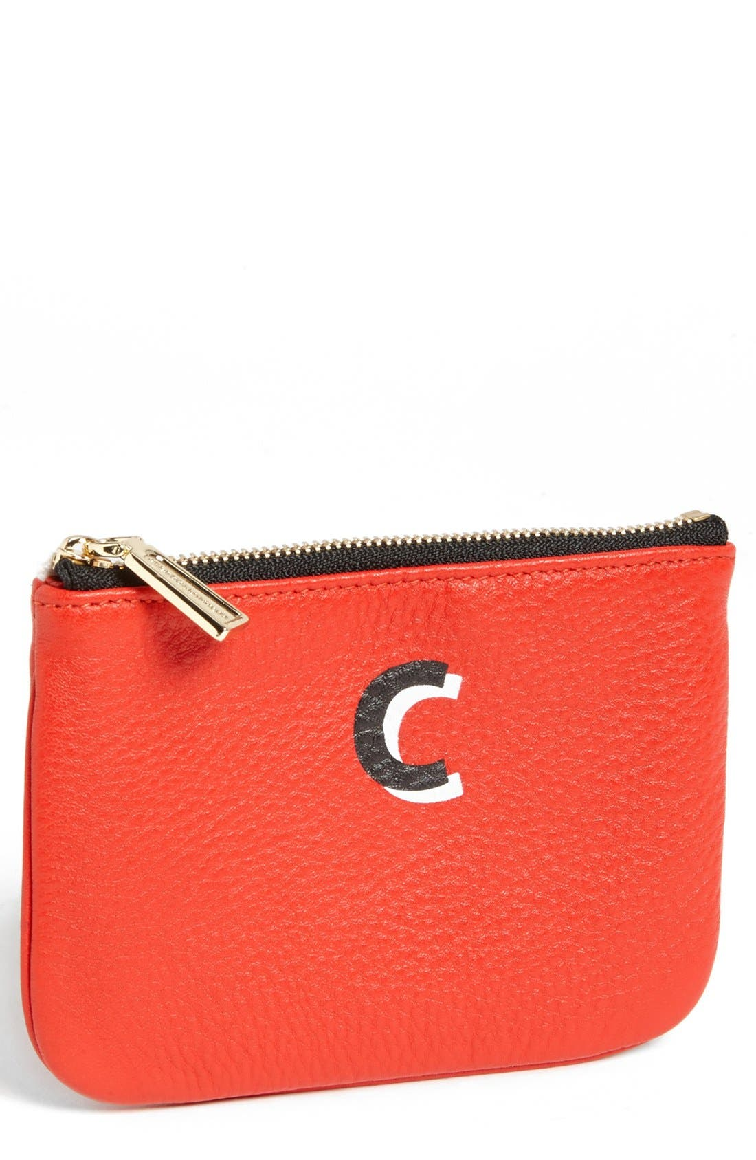 ,                             'Cory - A-Z' Leather Pouch,                             Main thumbnail 88, color,                             602