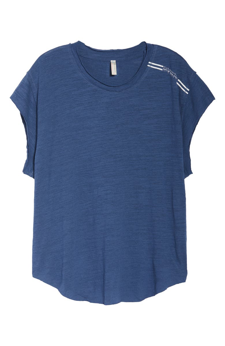 FREE PEOPLE MOVEMENT FP Movement Take a Hike Tee, Main, color, NAVY