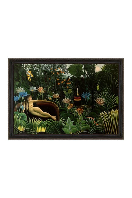Image of Overstock Art The Dream Framed Hand Painted Oil on Canvas