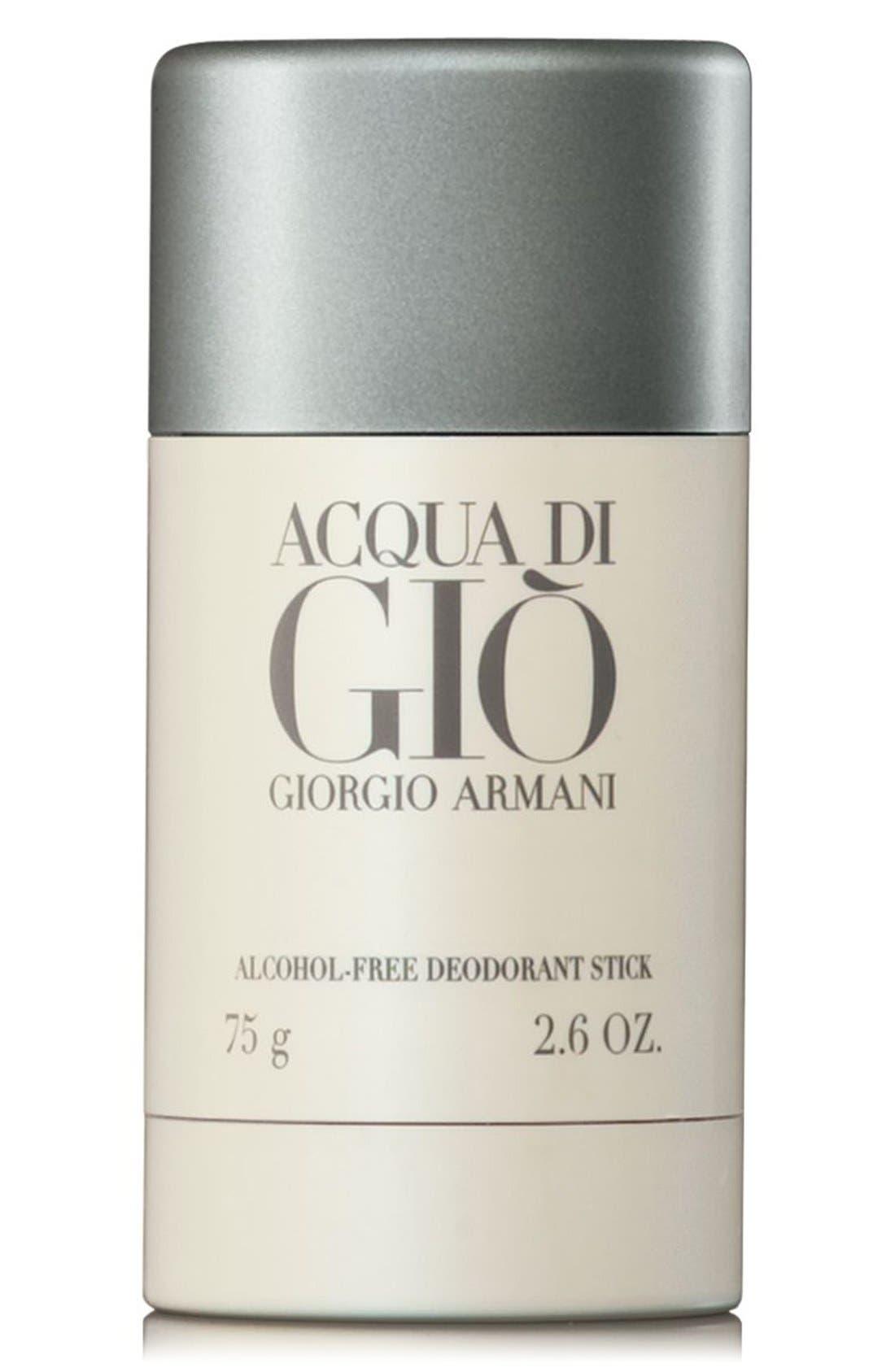 ,                             Acqua di Giò pour Homme Deodorant Stick,                             Main thumbnail 1, color,                             NO COLOR