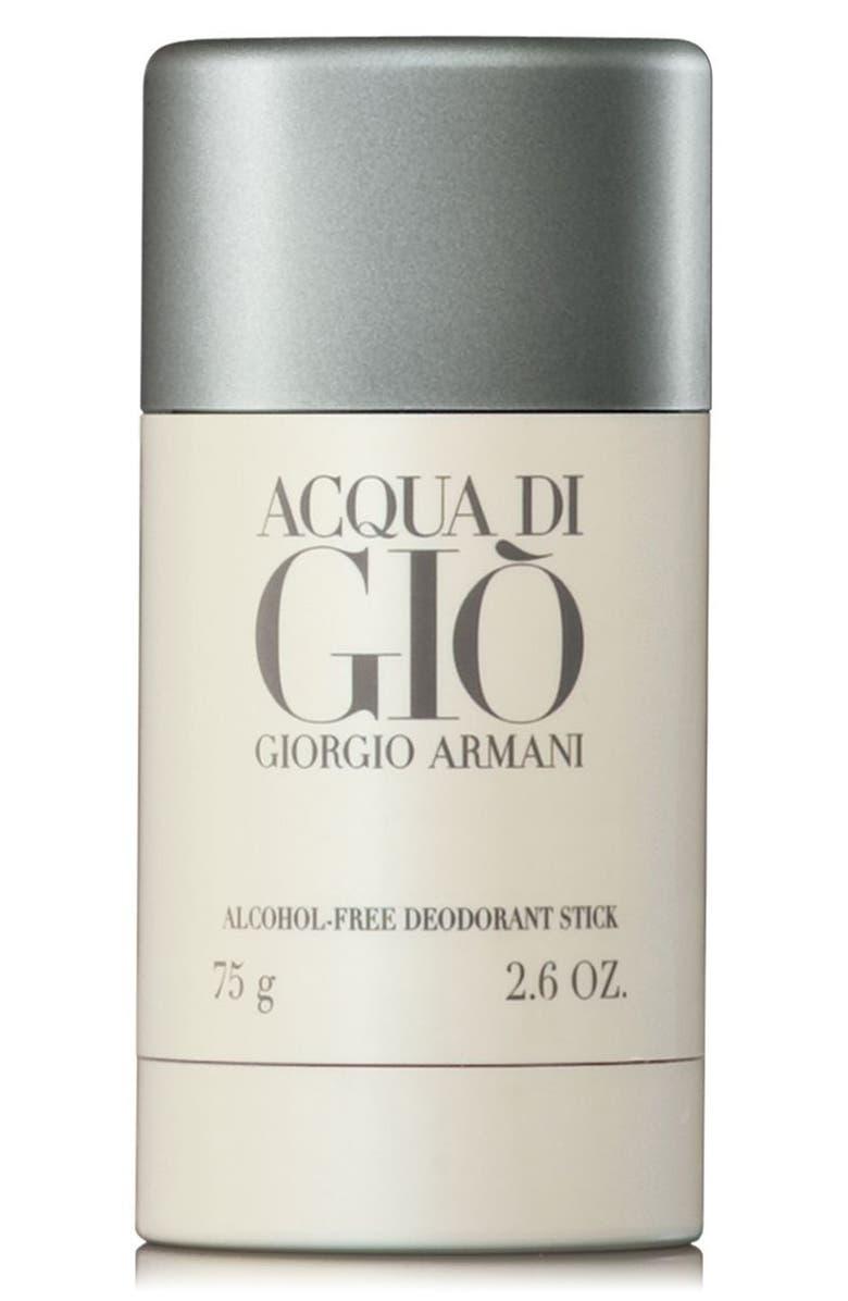 GIORGIO ARMANI Acqua di Giò pour Homme Deodorant Stick, Main, color, 000