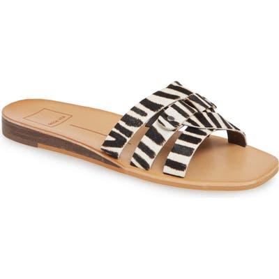 Dolce Vita Cait Slide Sandal- Black