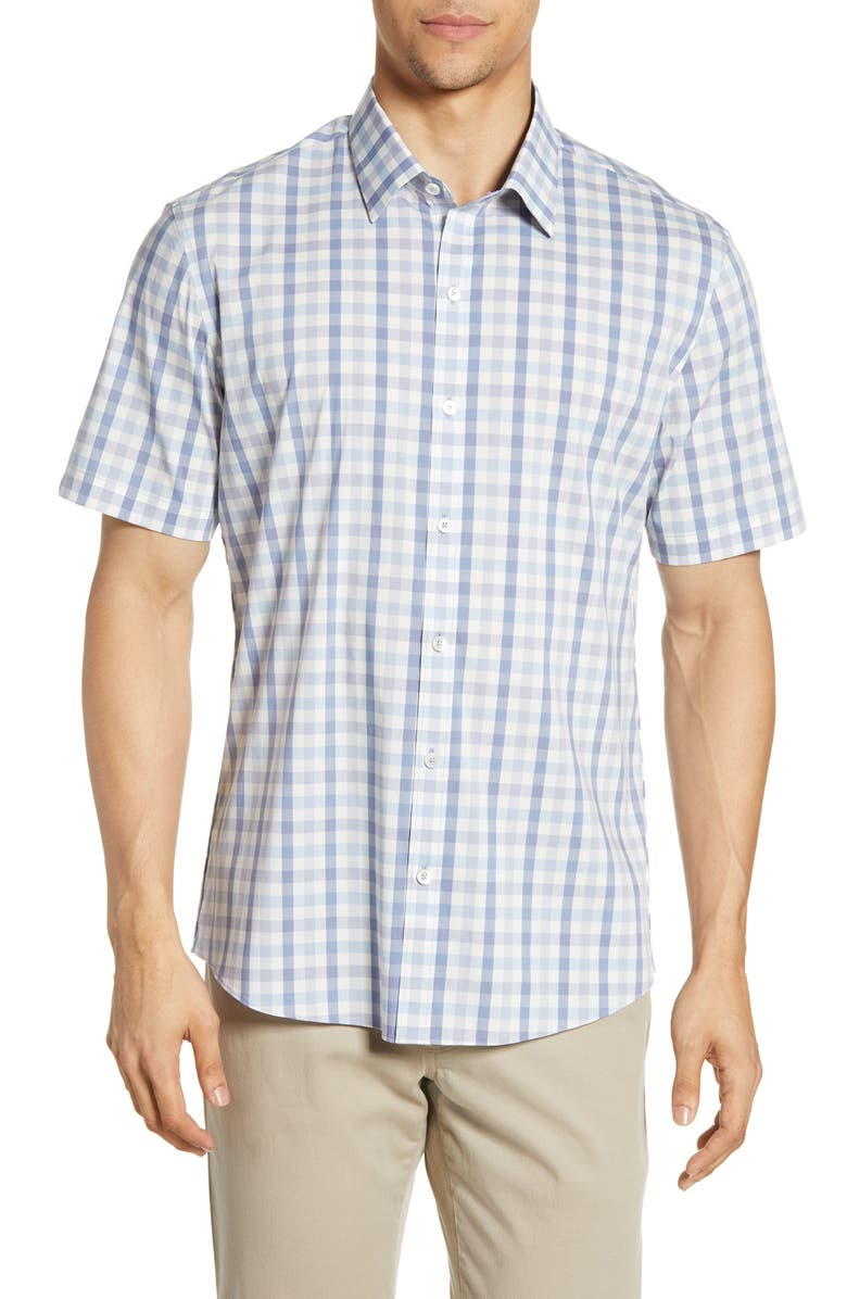 ZACHARY PRELL Scoggin Regular Fit Shirt, Main, color, 500