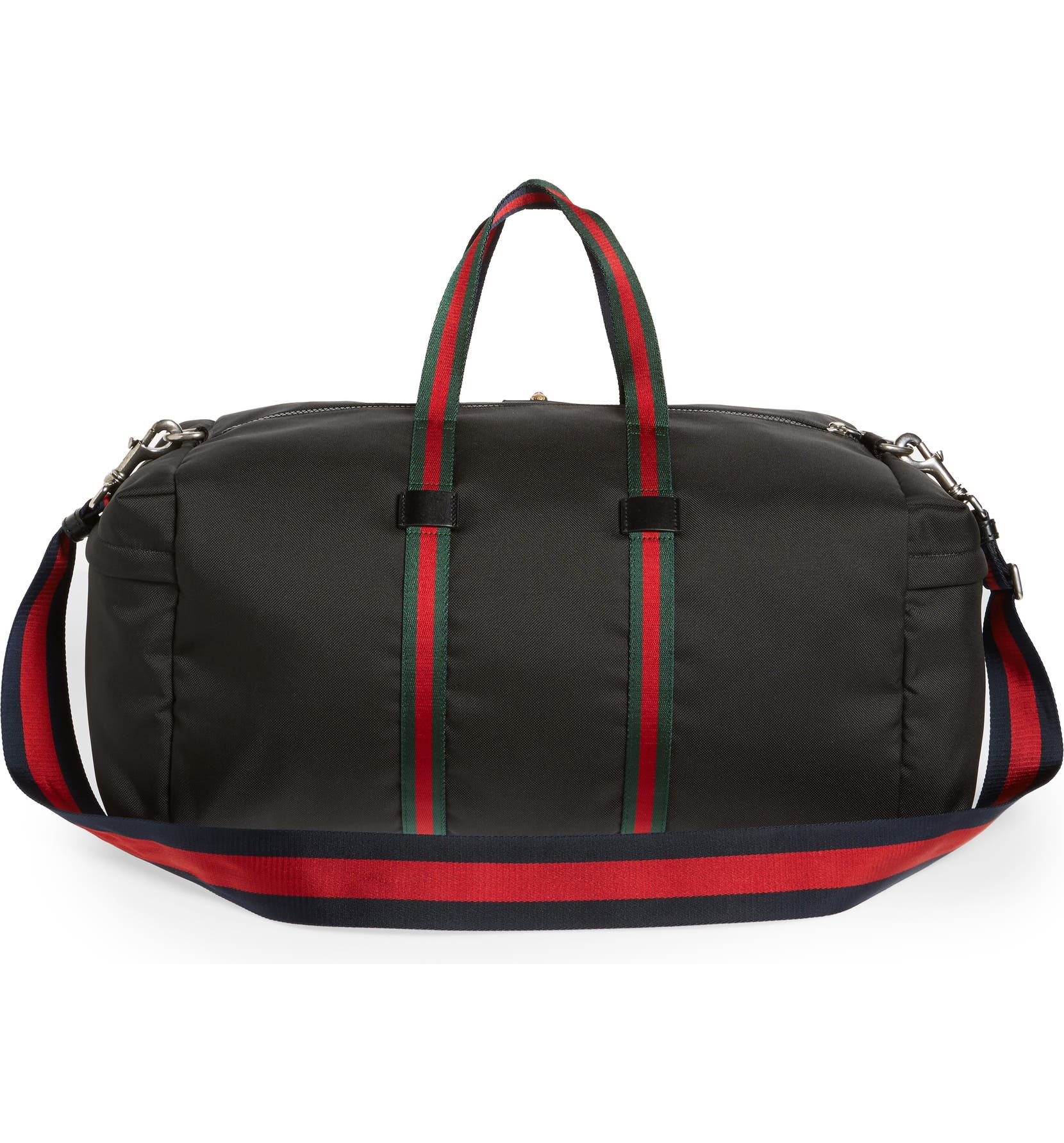 f1b6c6acfe85 Gucci Techpack Canvas Duffle Bag | Nordstrom