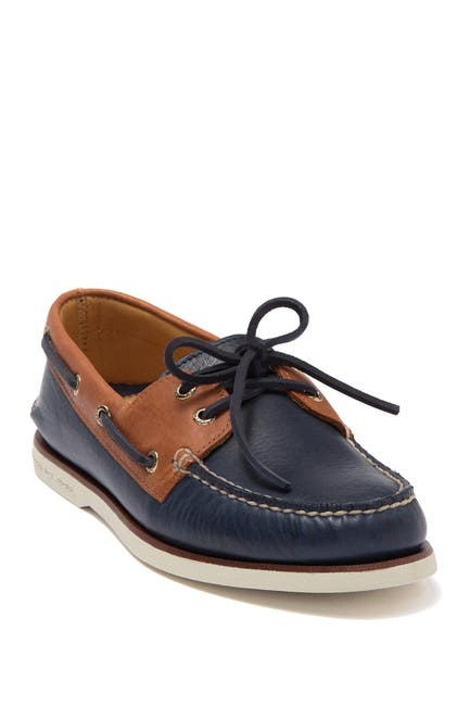 Image of Sperry Gold Cup Authentic Original 2-Eye Boat Shoe