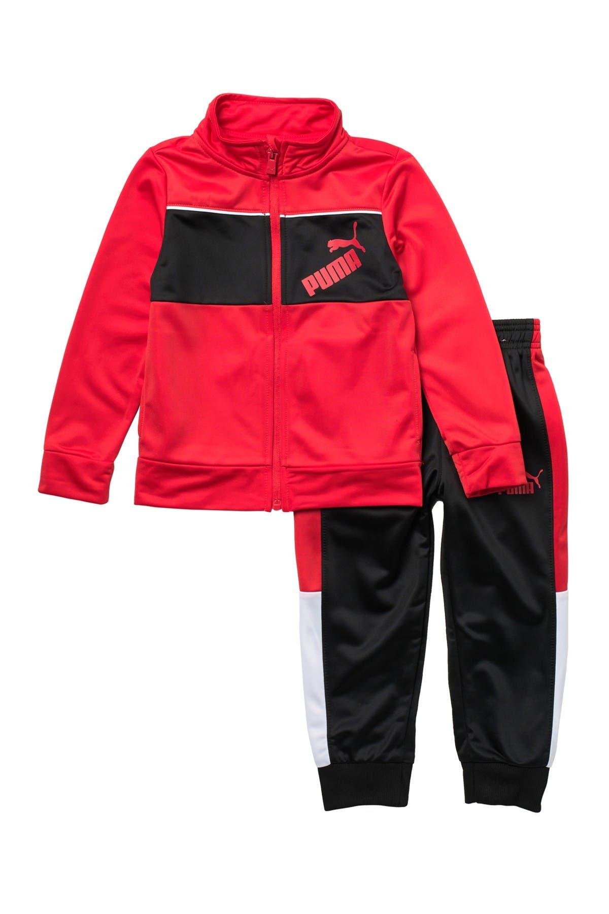 Image of PUMA Jacket & Pants Track Set