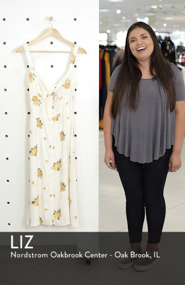 Frankfort Tie Bodice Dress, sales video thumbnail