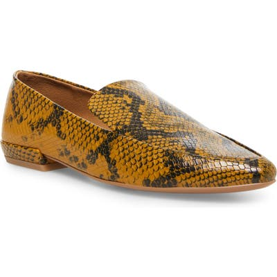 Steven By Steve Madden Haylie Loafer, Yellow