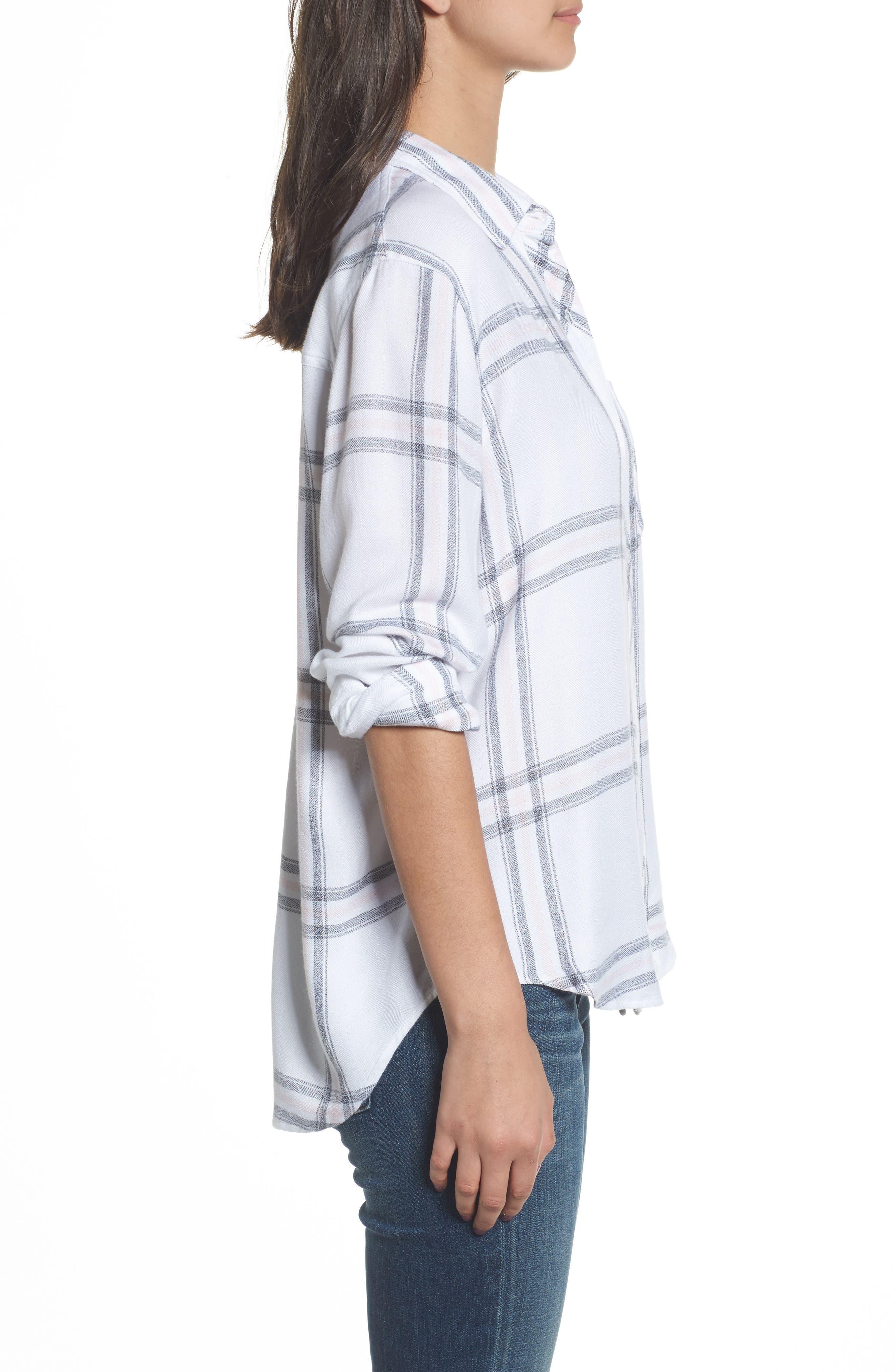 ,                             Hunter Plaid Shirt,                             Alternate thumbnail 632, color,                             132