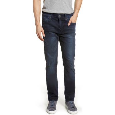 True Religion Brand Jeans Marco Tapered Slim Fit Jeans, Blue