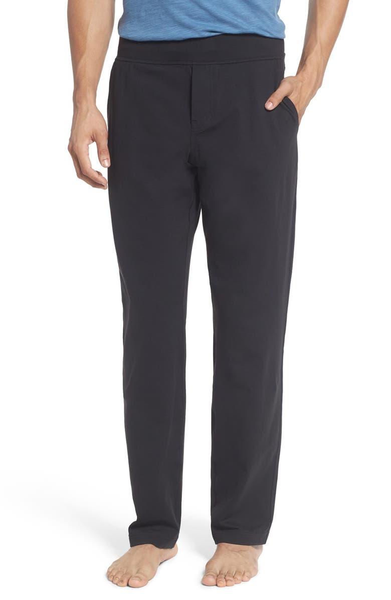 PRANA 'Wyler' Knit Pants, Main, color, 001