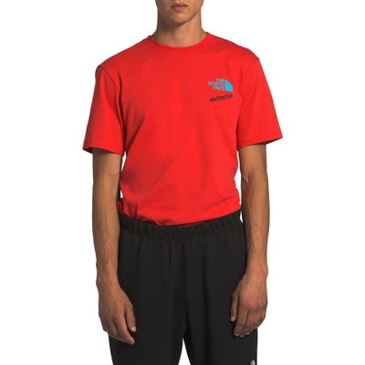 The North Face Extreme Graphic T-Shirt, Red