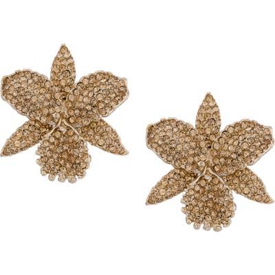 Nina Swarovski Crystal Earrings