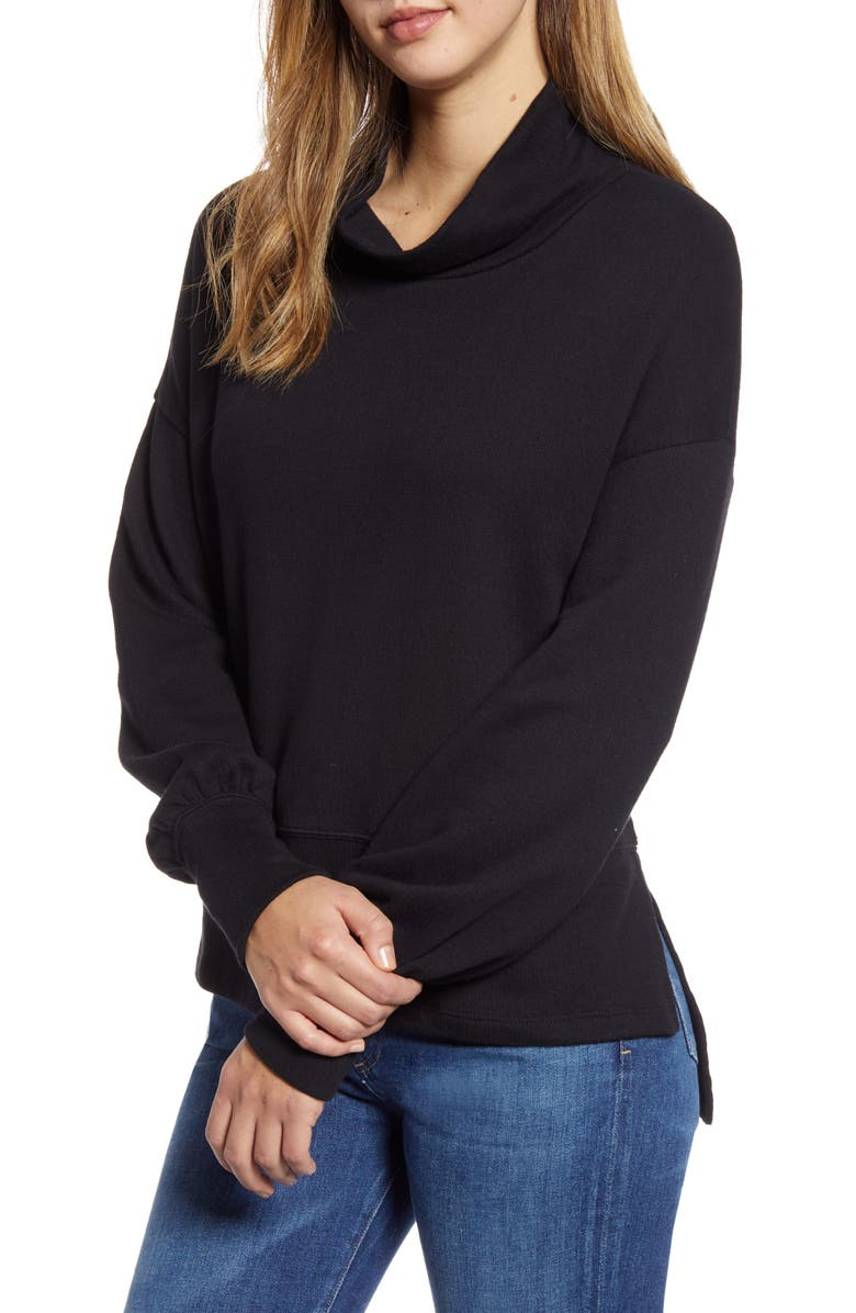 CASLON<SUP>®</SUP> Terry Pullover, Main, color, 001