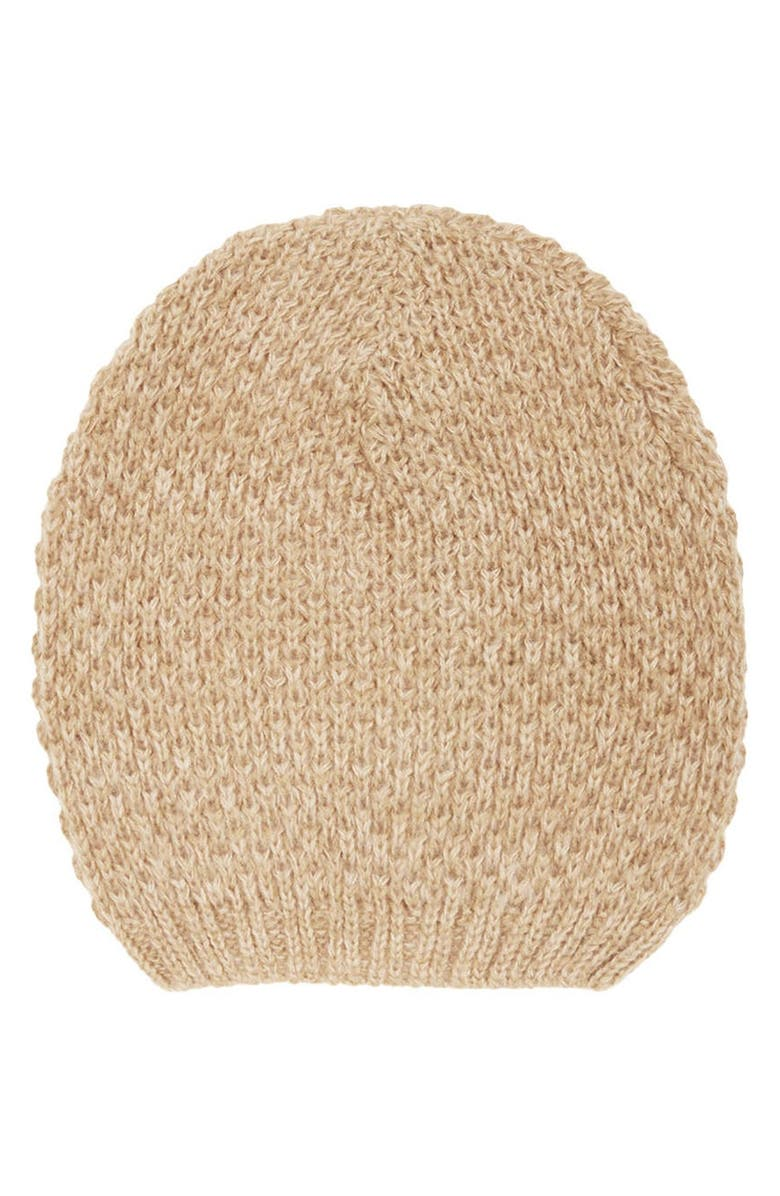 TOPSHOP Basket Stitch Beanie, Main, color, 252