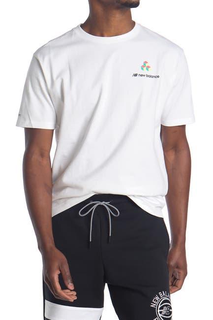 Image of New Balance Sport Style Reeder Portrait T-Shirt