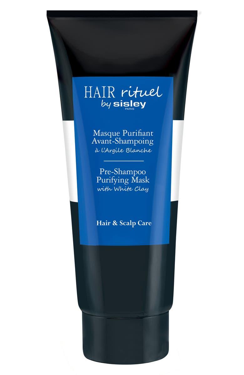 SISLEY PARIS Pre-Shampoo Purifying Mask, Main, color, NO COLOR