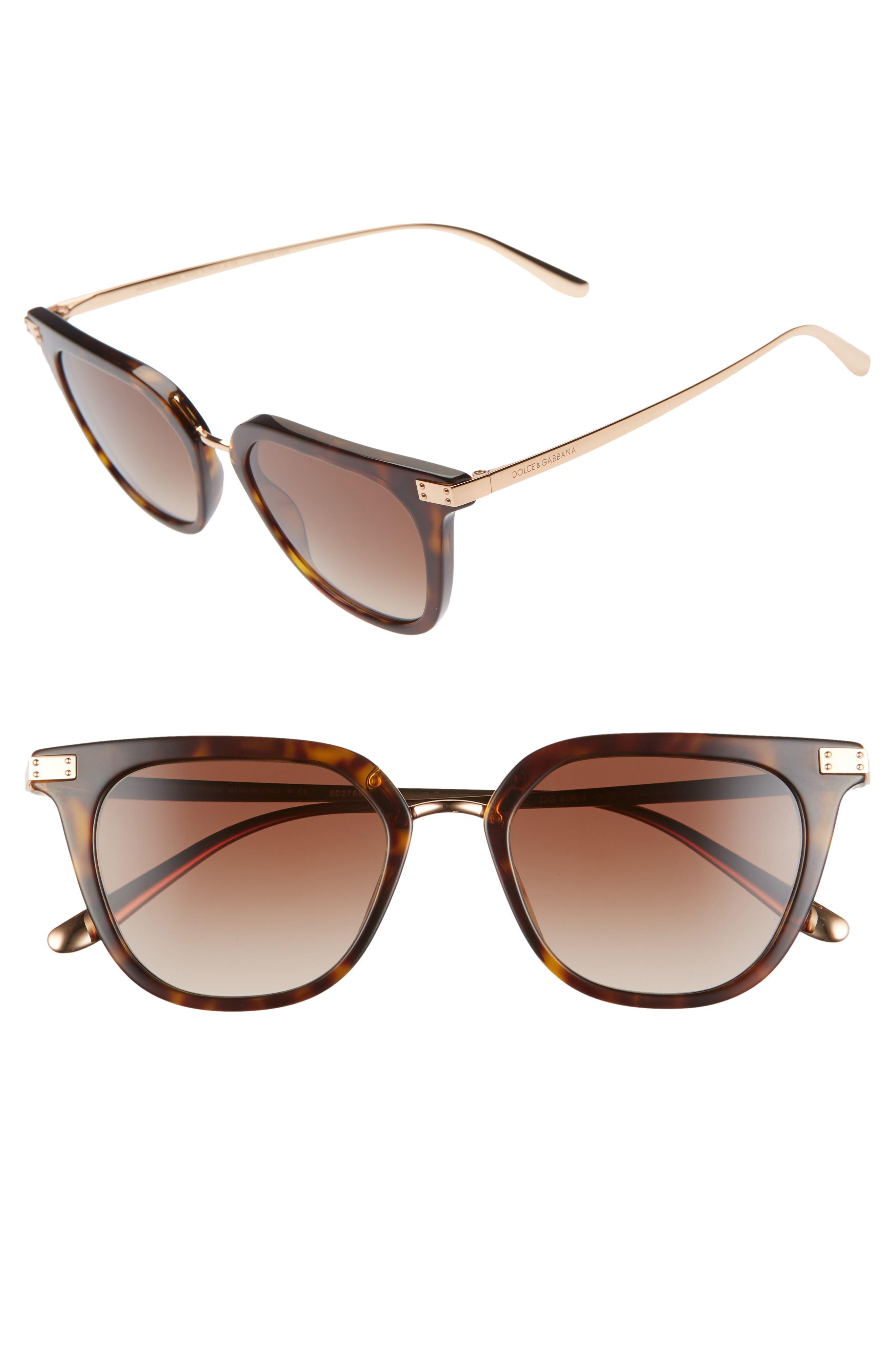 Dolce & gabbana 50Mm Sunglasses -
