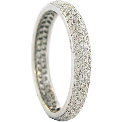 Sethi Couture Pave Diamond Band Ring