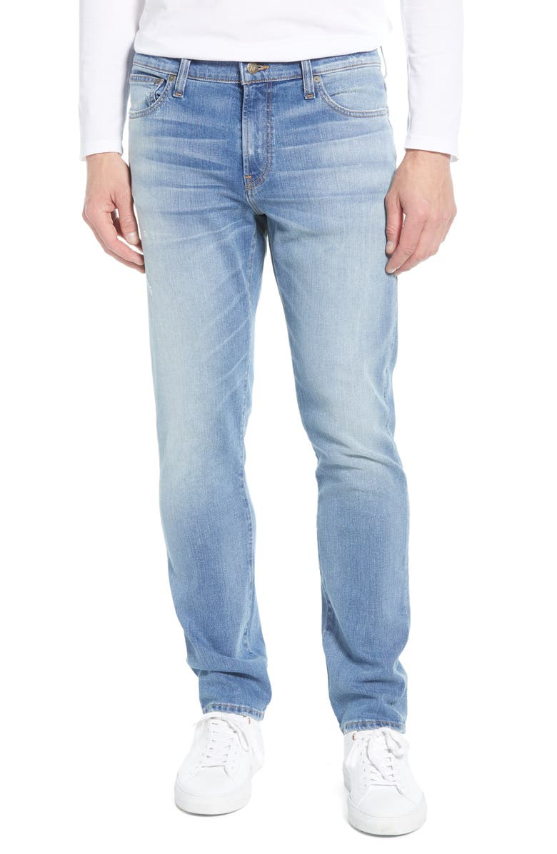 MADEWELL Slim Fit Jeans, Main, color, BUCKHART WASH