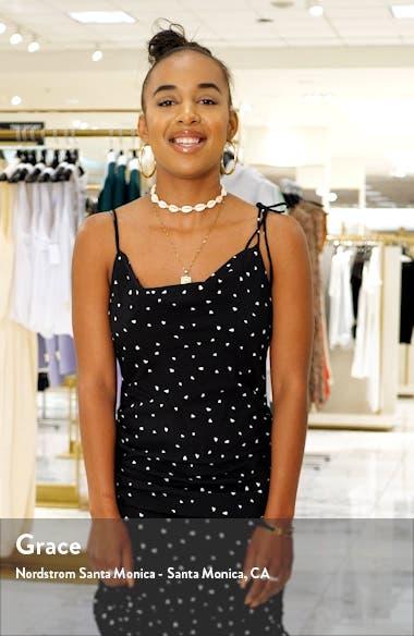 Quinn V-Neck T-Shirt Dress, sales video thumbnail