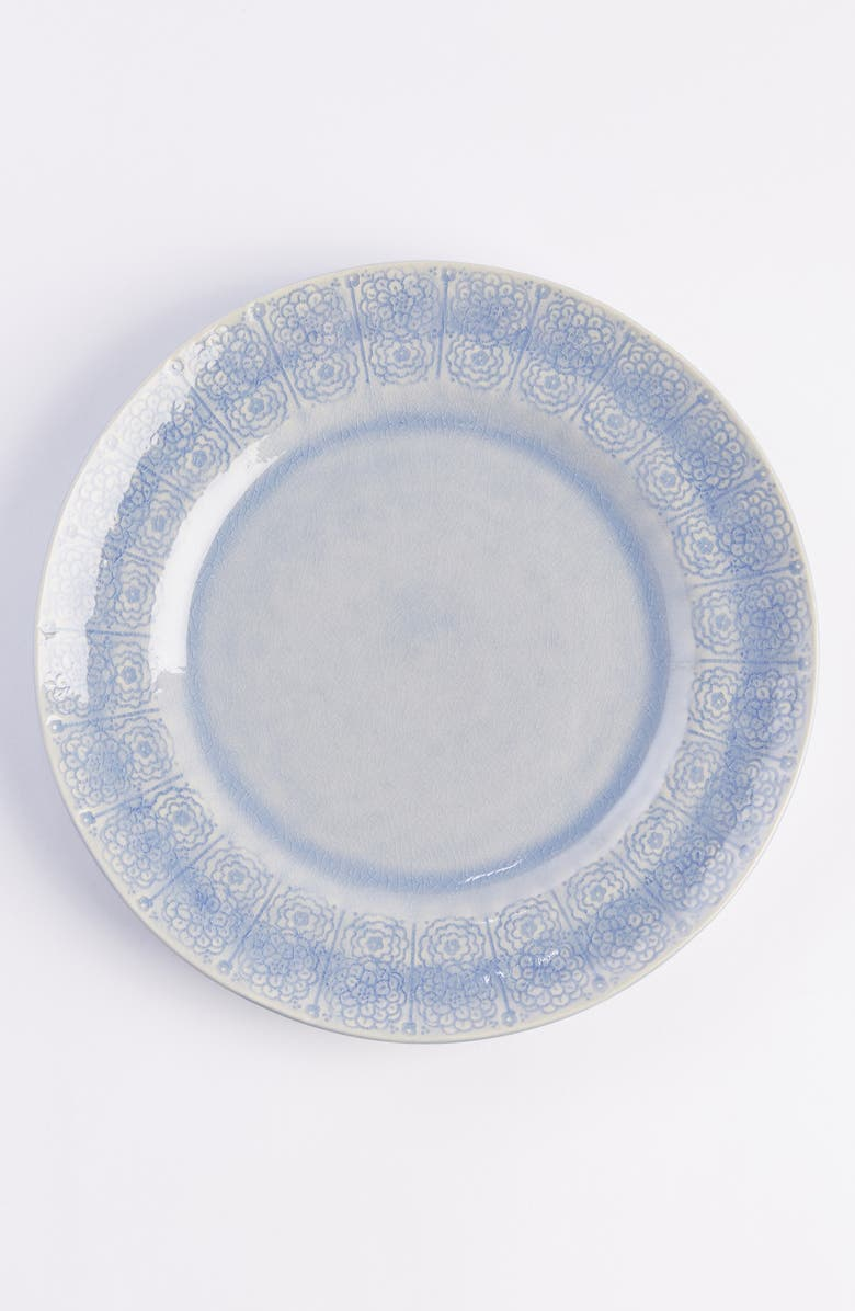 ANTHROPOLOGIE Veru Dinner Plate, Main, color, 422
