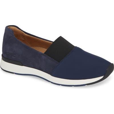 Vionic Cameo Slip-On Shoe, Blue