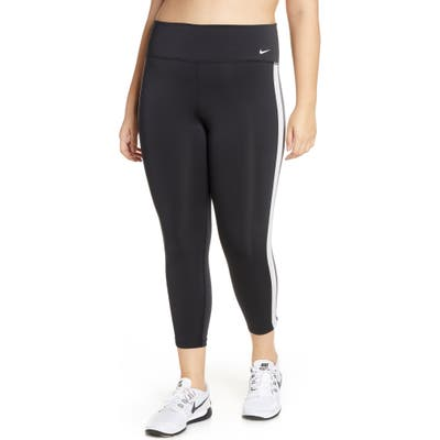 Nike Dri-Fit Stripe Crop Training Tights