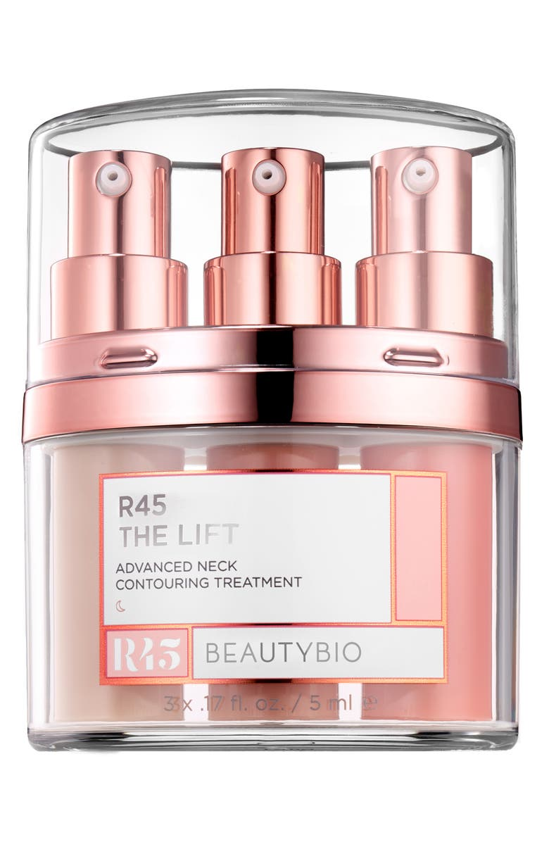 BEAUTYBIO R45 The Lift 3-Phase Advanced Neck Contouring Treatment, Main, color, NO COLOR