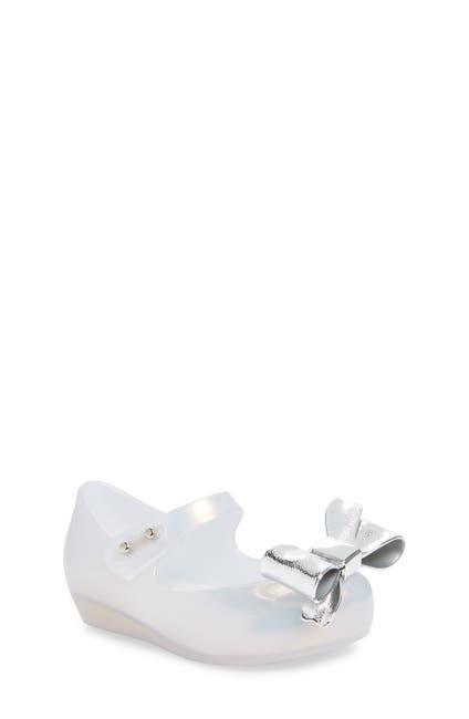 Image of Mini Melissa Ultragirl Bow Wedge Mary Jane