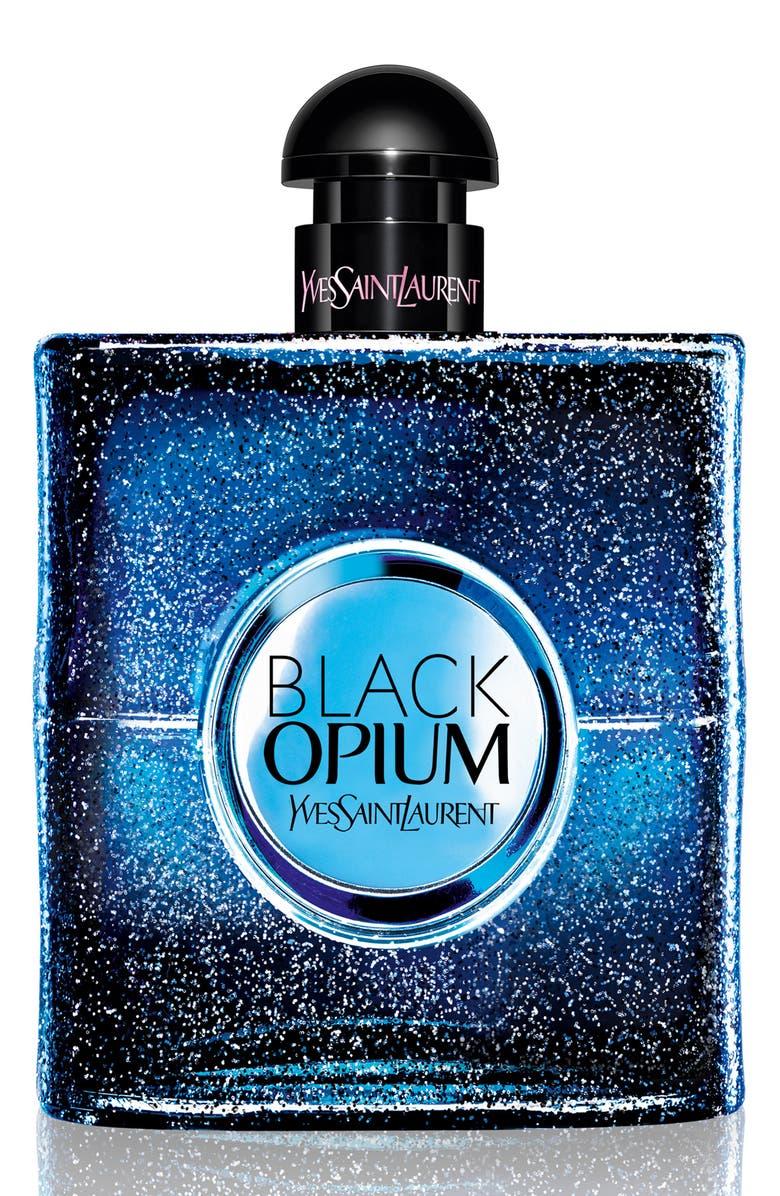 YVES SAINT LAURENT Black Opium Eau de Parfum Intense, Main, color, NO COLOR