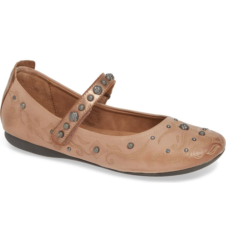 OTBT Gamine 2 Mary Jane Flat, Main, color, 663