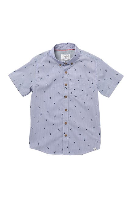 Image of Sovereign Code Hamptons  Short Sleeve Shirt