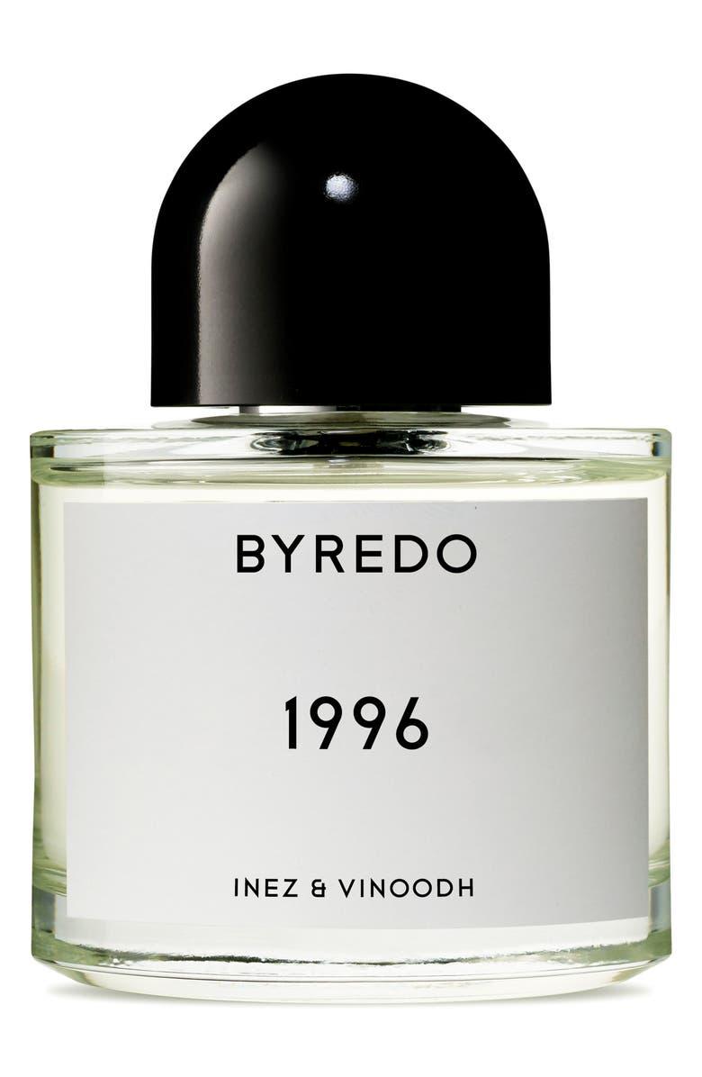 BYREDO 1996 Eau de Parfum, Main, color, 000