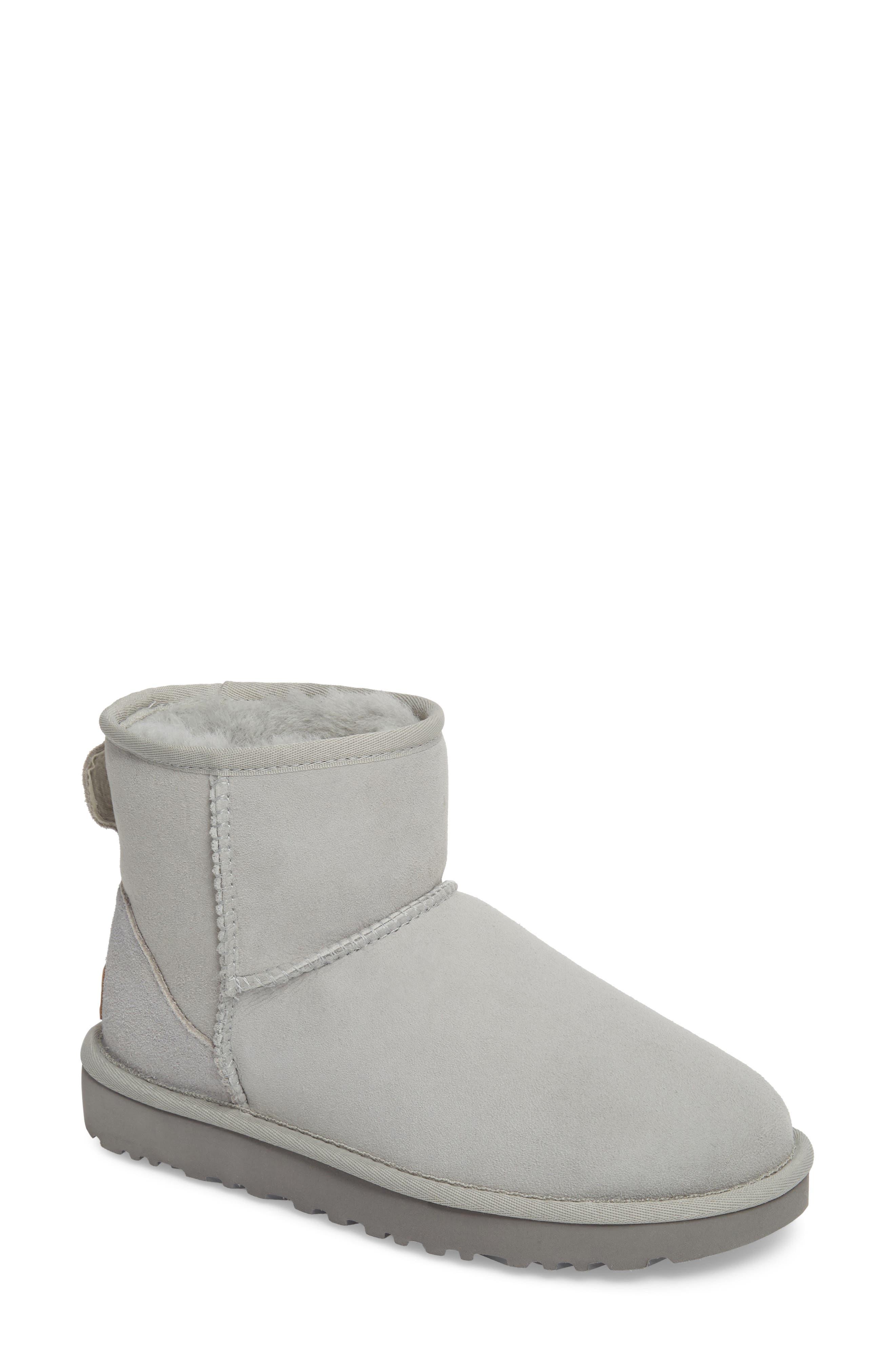 ,                             Classic Mini II Genuine Shearling Lined Boot,                             Main thumbnail 11, color,                             059
