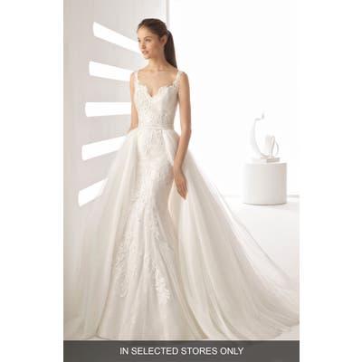 Rosa Clara Agnes Mermaid Gown