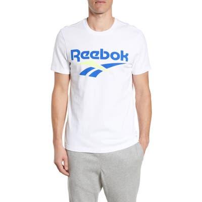 Reebok Classics Vector Logo T-Shirt, White