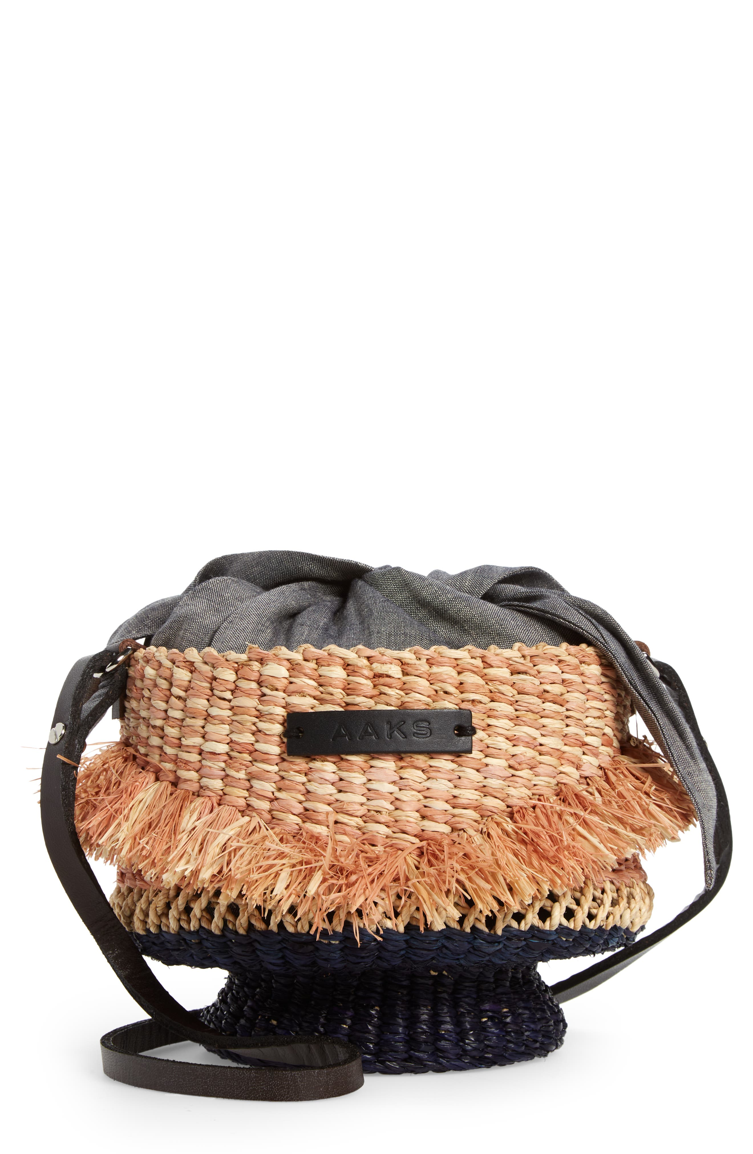 Baw Pot Crossbody Bag