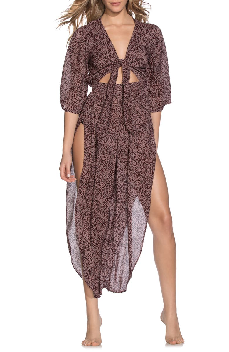 MAAJI Tamarind Cutout Cover-Up Jumpsuit, Main, color, 200